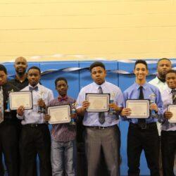"Warriors BasketBall Luncheon ""Award"" Ceremony"