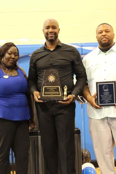 "Warriors BasketBall Luncheon ""Award"" Ceremony | SAY Play Center"