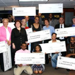 SAY Detroit Distributes Radiothon Funds