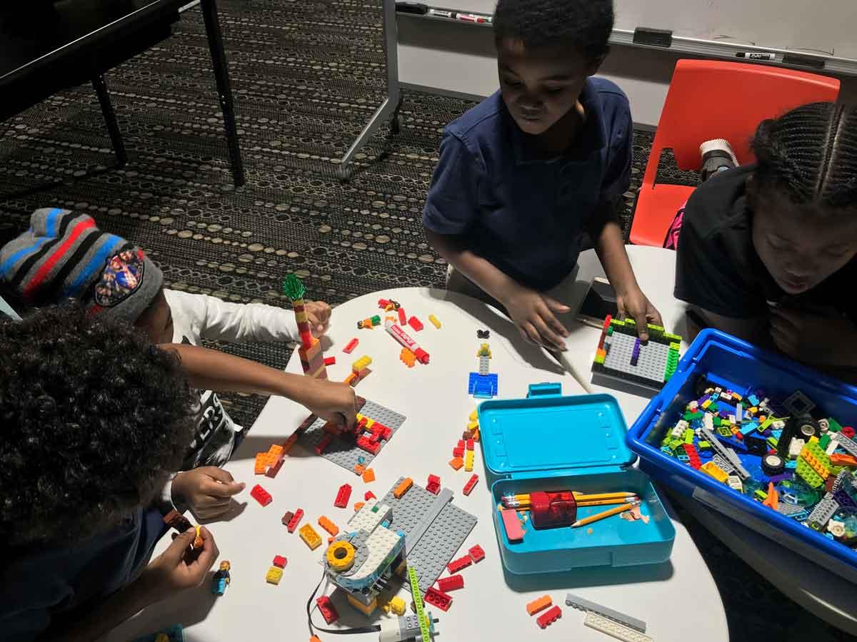 FLL Jr Team Inspiring All | SAY Play Center