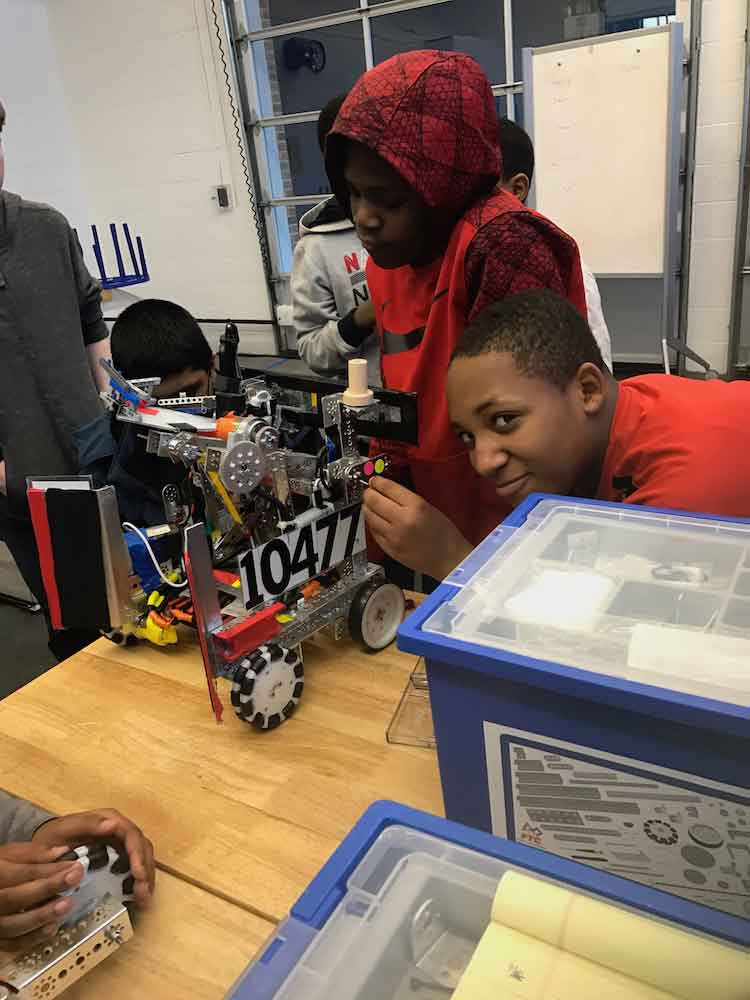 Robots and SATs and Learning, Oh My!   SAY Play Center