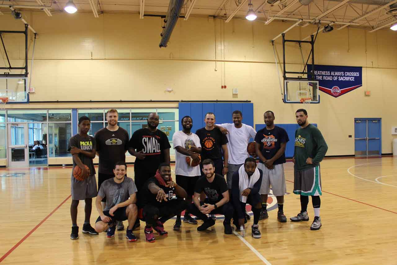 Summer Basketball Slam Dunks   SAY Play Center