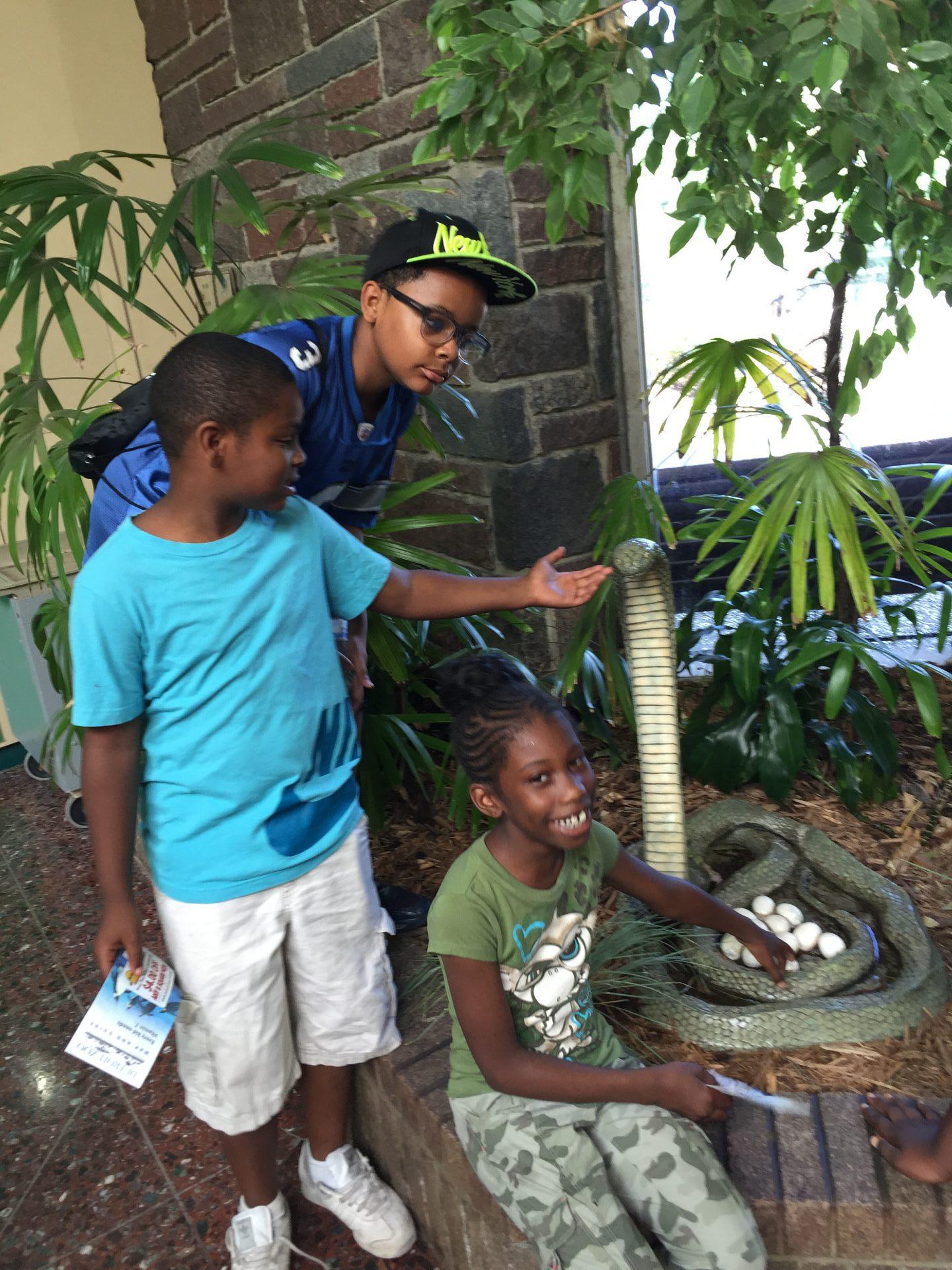 SAY Detroit Play Students Visit the Detroit Zoo | SAY Play Center