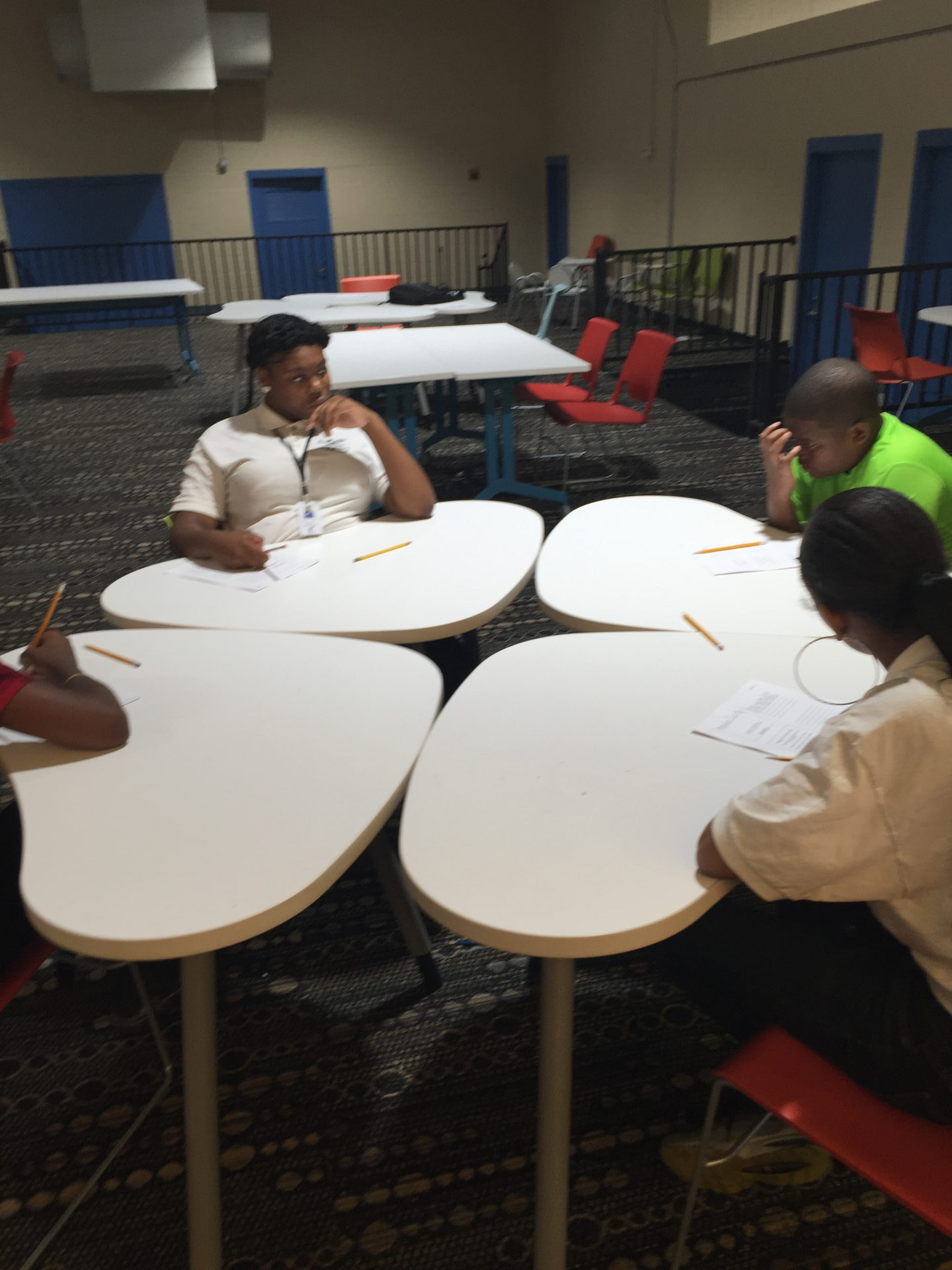 Summer of Success Preparing Students for the Next School Year   SAY Play Center