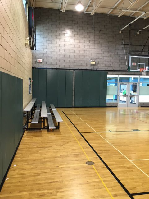 The SAY Play Center at Lipke Park is continuing to evolve.   SAY Play Center