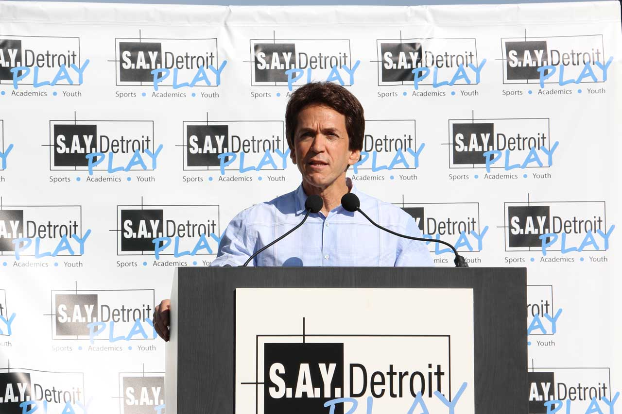 SAY Detroit Play Center Grand Opening   SAY Play Center