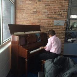 A New Piano at SAY Play