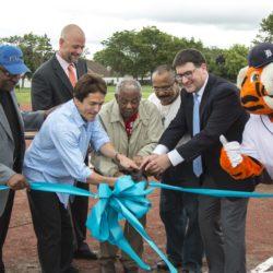 S.A.Y. Play Baseball Field Dedication a Home Run!
