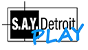 SAY Play Center Logo