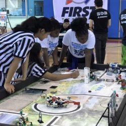 Robotics Invitation is Back: It's Time for Warrior's Revenge