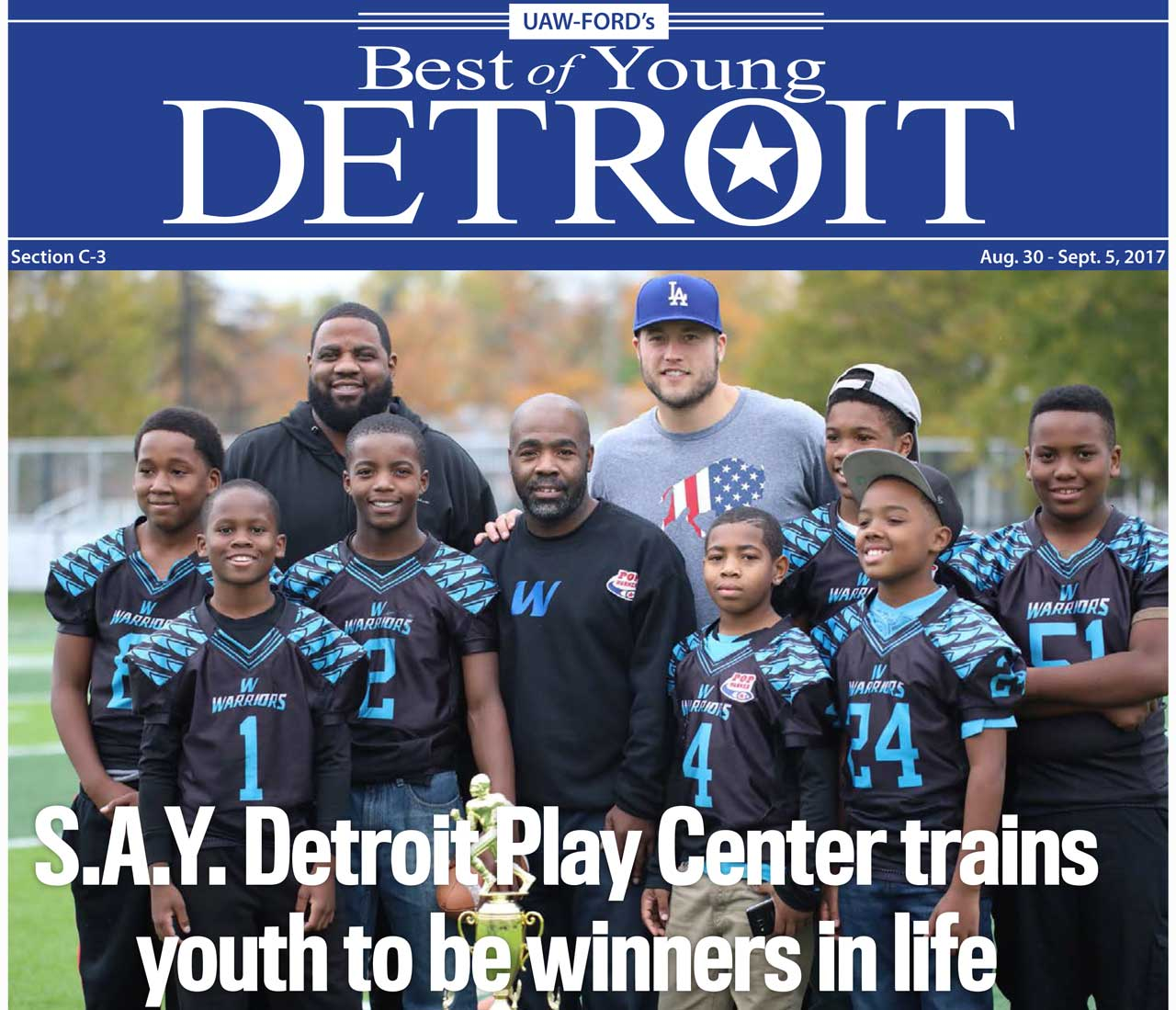 The Best of Young Detroit