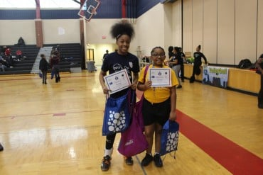 National Girls and Women in Sports Day Essay Winner from SAY Play   SAY Play Center