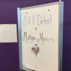 Michigan Masons Confirms Commitment
