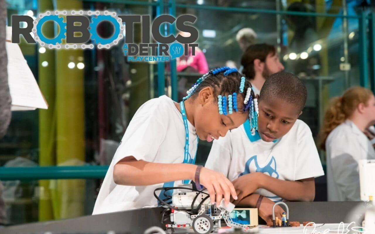 Robotics Practice (FTC)   SAY Play Center