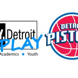 SAY Detroit Play Center teams up with Pistons