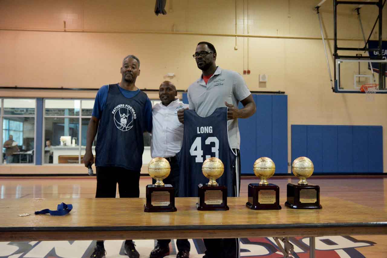 A Tournament of Champion Dads | SAY Play Center