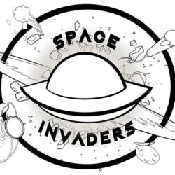 Space Invaders Artist Residency Exhibition | SAY Play Center