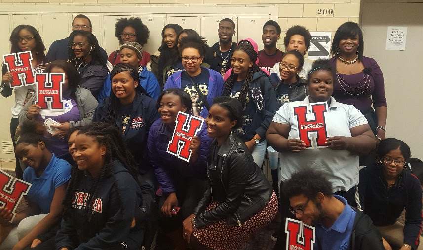 Much love and thanks to Howard University students from around the country who spent their spring break in service to the Osborn High School community, including the SAY Detroit Play Center.