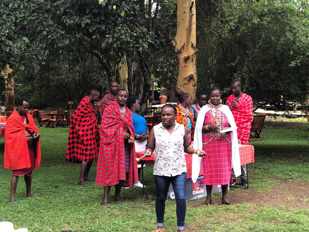 WE Are Innovators Service Learning in Kenya | SAY Play Center