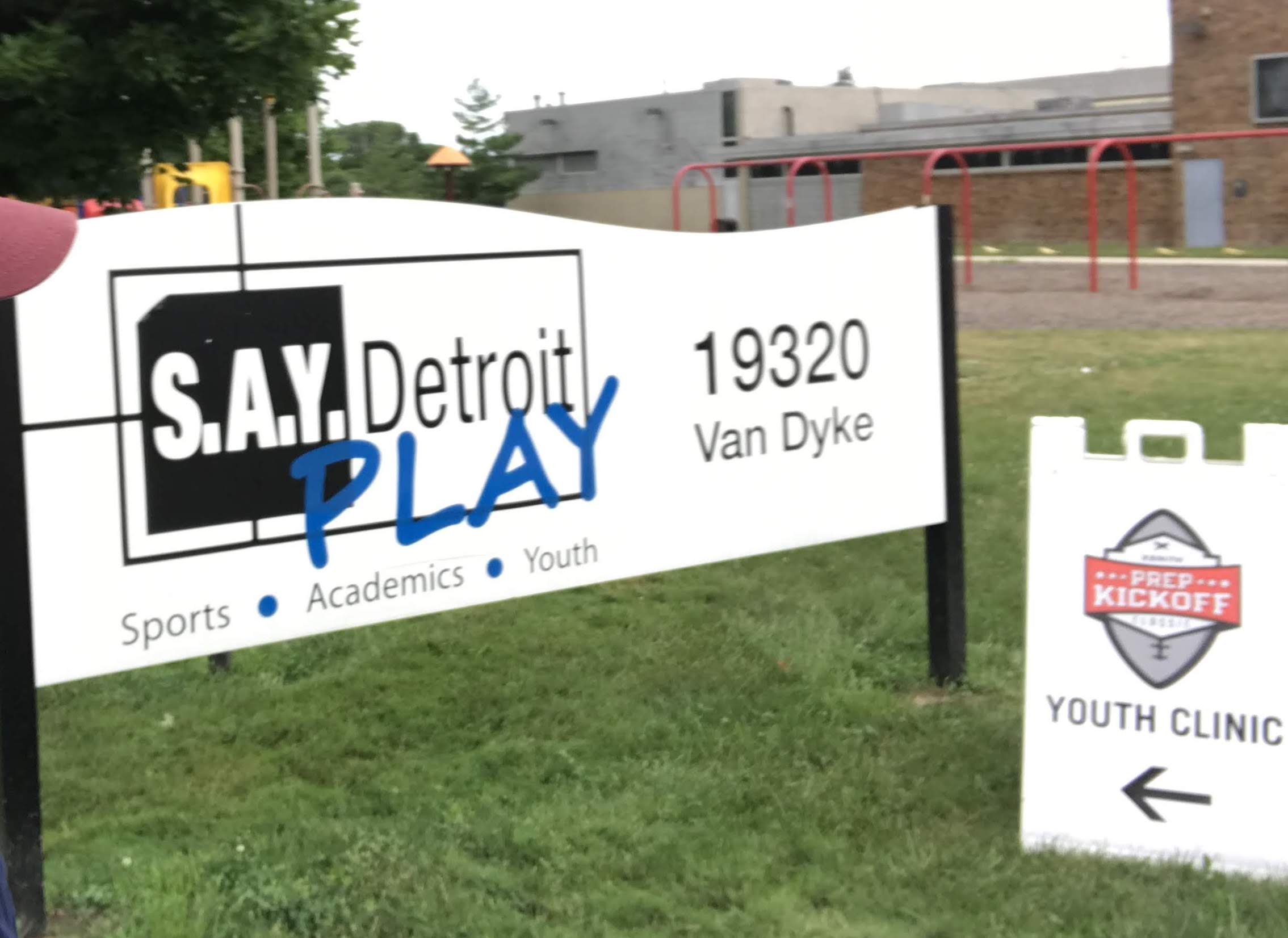 Getting Ready to Ball in the Fall | SAY Play Center